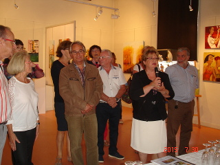 Vernissage ESTIVALES 2